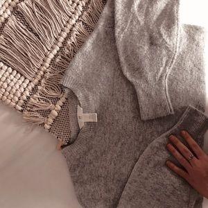 Soft Grey H&M Pullover